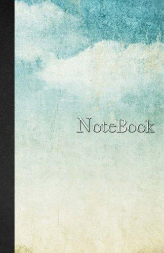 Read Online Notebook Carnet de notes Ligné: A5 - 110 pages - Watercolor Ciel et Nuages - 110 pages, couverture souple glossy Dot point, bullet journal, dot grid, ... planning, organizer, journal (French Edition) PDF