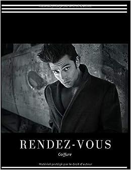Amazon.com: Rendez vous Coiffure: Carnet coiffeur homme ...