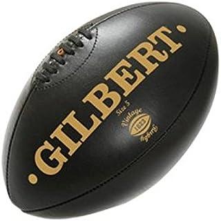 Gilbert Ballon Vintage Cuir Noir - Mini