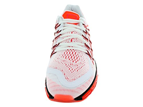 Bright 2015 Crimson Nike hombre Air nbsp;running Shoe Max White Black qf0PBqa