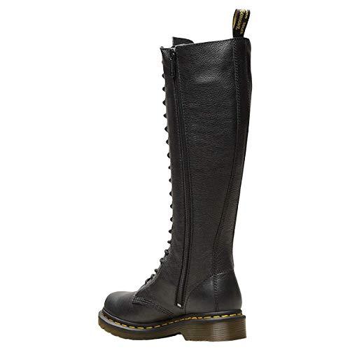1b60 Martens Dr Femme Classiques Bottes Black 001 Noir RSafaqc