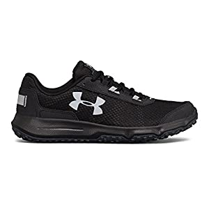 Under Armour Men's Toccoa, Stealth Gray (008)/Black, 10.5
