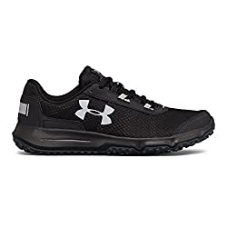 Under Armour Men's Toccoa, Stealth Gray (008)black, 10.5
