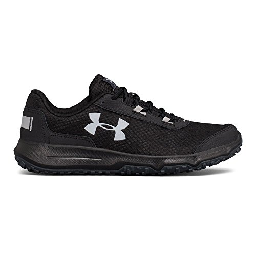 Under Armour Men's Toccoa Running Shoe, Stealth Gray (008)/Black, 11.5 For Sale