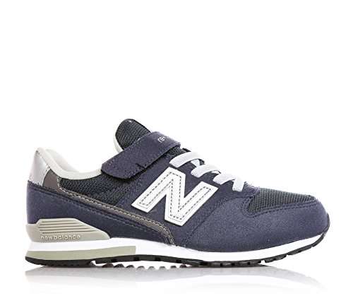 Zapatillas New Balance �?KV996 Kids Lifestyle Azul Navy/Plateado 39