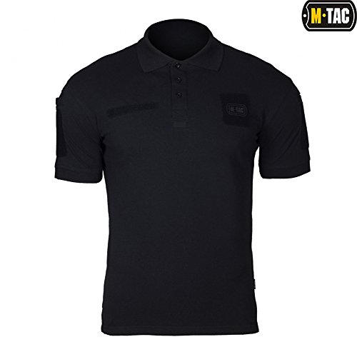 f5b5092859c26 М-Tac Tactical Performance Polo Shirt for Men Cotton Military Mens T ...