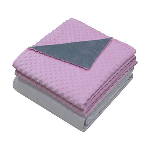 Weighted Idea Soft Weighted Blanket with Removable Cover | 1