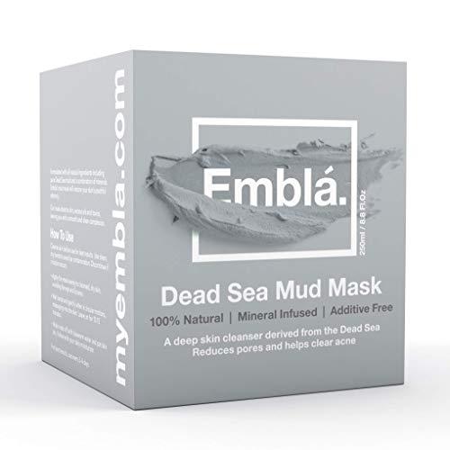 Beauty Dead Sea Mud Mask For Facial Treatment – Premium Wash Off Face...
