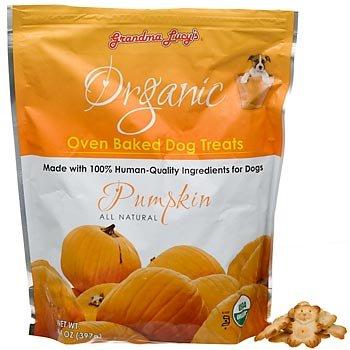 Grandma Lucys Organic Baked Dog Treat Pumpkin, My Pet Supplies