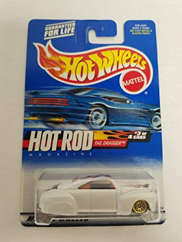 Tail Dragger Hot Rod Magazine Series 3 of 4 Hot Wheels 2000 1/64 scale diecast car No. 007