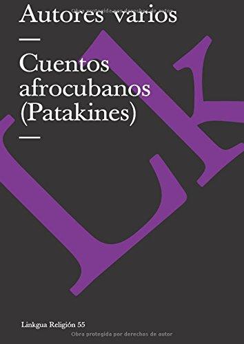 Cuentos afrocubanos (Patakines) (Religiom)  [Linkgua] (Tapa Blanda)