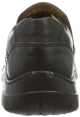 Jomos Feetback 4 406201 44, Scarpe chiuse uomo Nero (Nero (Nero))