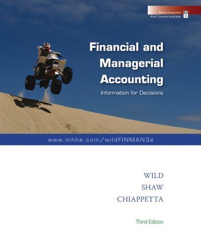 MP: Financial and Managerial Accounting with Best Buy Annual Report