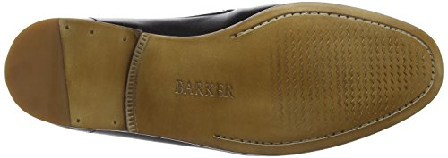 William Barker Black 07 Loafers Barker Mocassins Noir William Homme Calf wzq0Ex1zc5