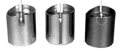 SUDCO THROTTLE VALVE VM34 110 2.5 003-101 VM3411025