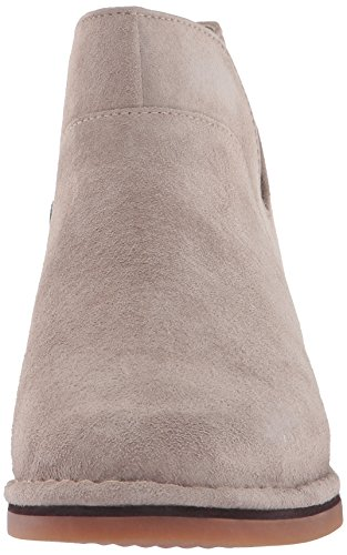 Hush Puppies Womens Claudia Catelyn Boot Taupe Suede