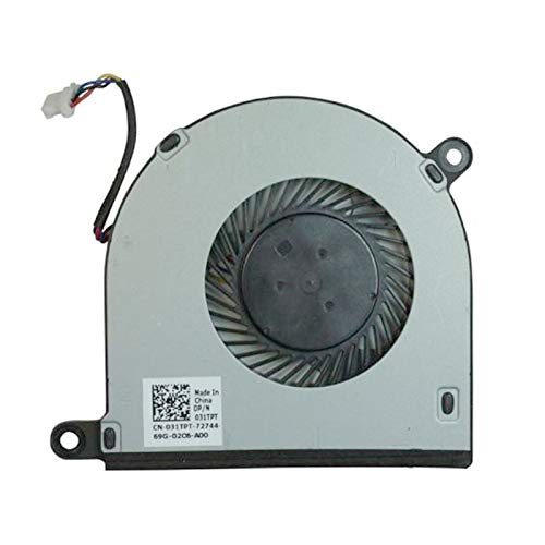 Laptop CPU Cooling Fan for DELL Inspiron 5568 5578 7378 5378 5379 5368 023.1006M.0012 031TPT 31TPT