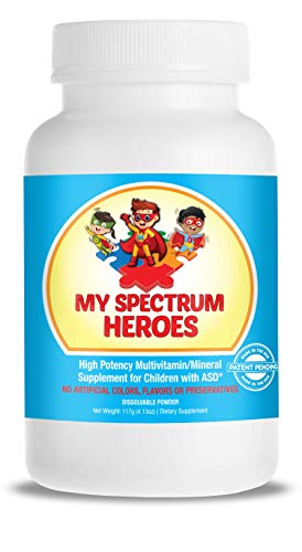 My Spectrum Heroes Multivitamin Supplement product image