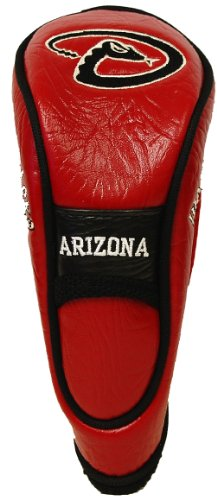 - Team Golf MLB Arizona Diamondbacks Hybrid Golf Club Headcover, Hook-and-Loop Closure, Velour lined for Extra Club Protection