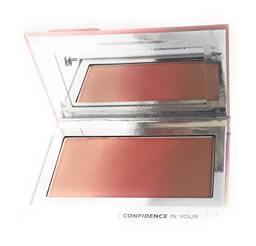 It Cosmetics Confidence in Your Glow Flush Brushing Bronzer – Instant Warm Glow