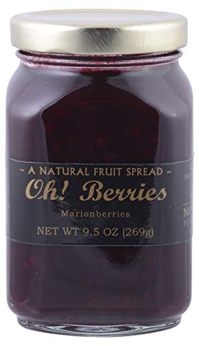 Mountain Fruit Company, Jam Oh Lallieberries, 9.5 Ounce ()