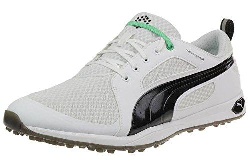 Puma BioFly Mesh - white-black Mehrfarbig