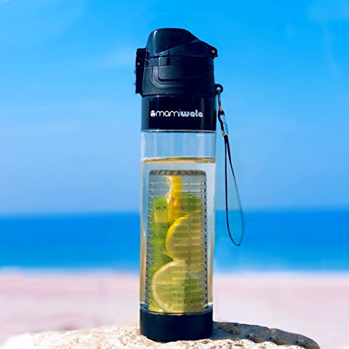e0e940ef58 MAMI WATA Fruit Infuser Water Bottle – Create Naturally Flavoured ...
