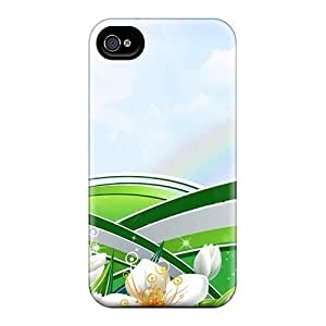 iphone covers Anti-scratch And Shatterproof Rainbow Hummingbird Phone Case For Iphone 5 5s/ High Quality pc hard Case