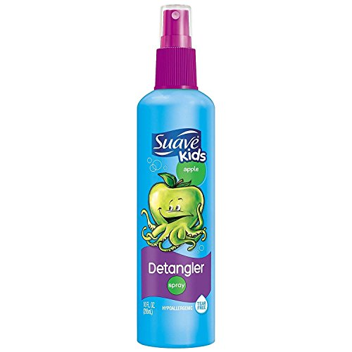 Suave Kids Apple Detangler Spray, 10.5 Fl. Oz, 2 Count