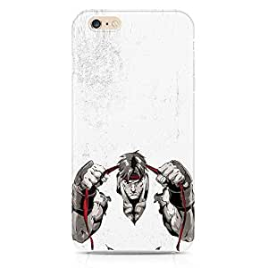 Loud Universe Classic Style Ryu Bandana iphone 6 plus Case Street Fighter iphone 6 plus Cover with 3d Wrap around Edges