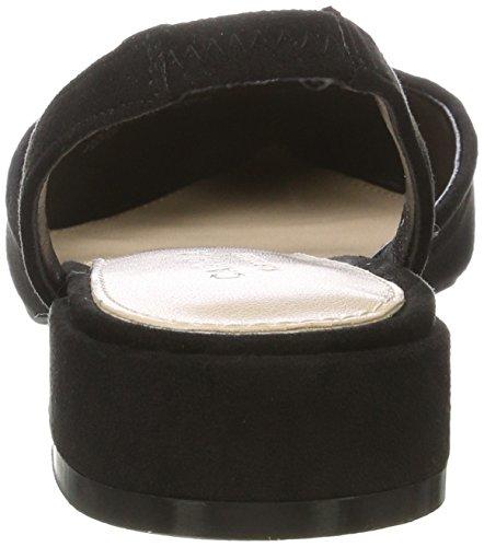 Women's Ballet Black Flats Carvela Black Mystic d6wEq8
