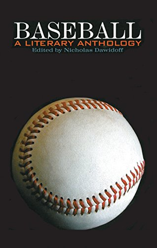 Search : Baseball: A Literary Anthology