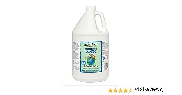 EARTHBATH Tea Tree Shampoo 3.8L: Amazon.es: Productos para mascotas