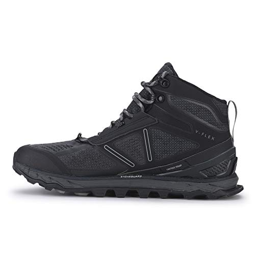 ALTRA Men's Lone Peak 4 Mid RSM Waterproof Trail Running Shoe 4