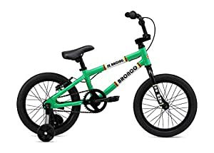 "SE Bikes Bronco 16"" Kids Bike 16 Green"