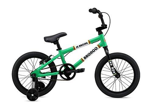 "SE Bikes Bronco 16"" Kids Bike 16 Green"