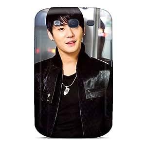 linJUN FENGFaddish Phone Junsu Case For Galaxy S3 / Perfect Case Cover