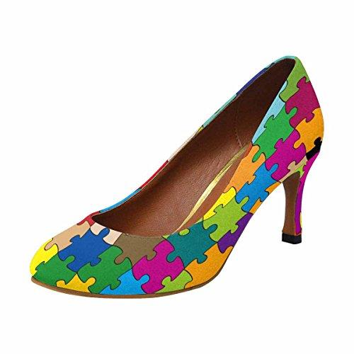 Puzzle Di Pezzi Depoca 64 Pezzi Di Alta Moda Per Donna Di Alta Moda