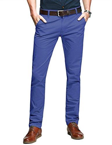 light blue chino pants - 2