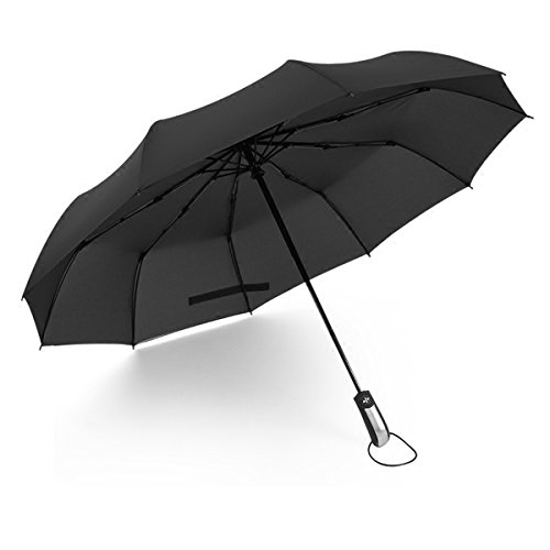 travel-mini-automatic-folding-umbrella-compact-windproof-tested-55mph-by-wnnideo-black-large