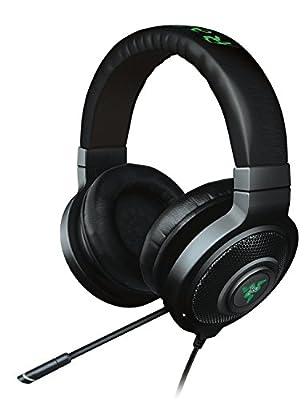Razer Kraken 7.1 Chroma - Surround Sound USB Gaming Headset (Certified Refurbished)