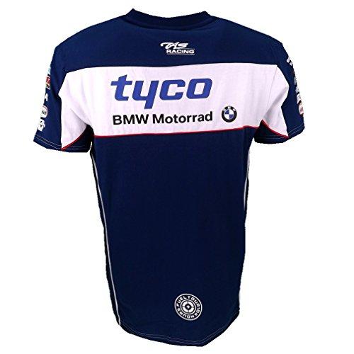 f1c2b9251bd3 BMW lifestyle short sleeve T-shirt with BMW logo and slogan - Import ...