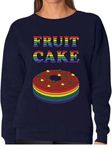 fruit cake ugly christmas sweater - 9