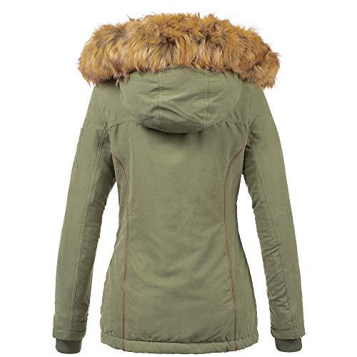 S Xs Capuche M Fille Olive blouson Outdoor L Urban Surface Veste Avec Lierre Veste Femme Chaud Xl D'hiver vxq7nPOqw