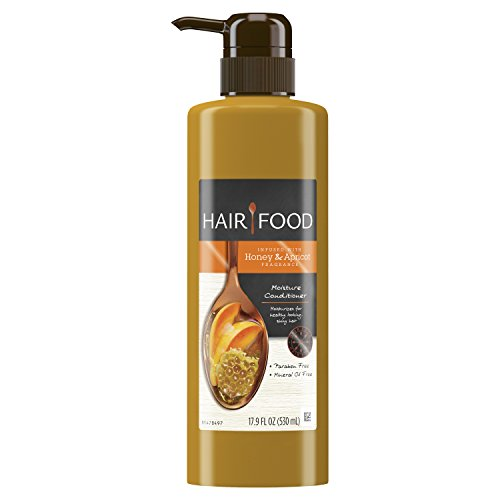 Hair Food Moisture Conditioner Infused With Honey Apricot Fragrance 17.9 fl oz