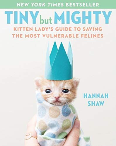 Tiny But Mighty: Kitten Lady's Guide to Saving the