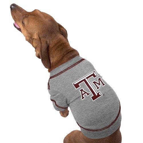 NCAA Texas A&M University Pet T-Shirt, Small