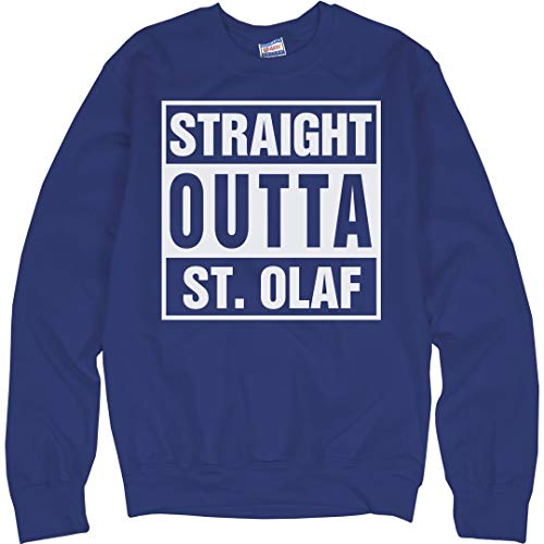 - Straight Outta St. Olaf: Unisex Ultimate Crewneck Sweatshirt