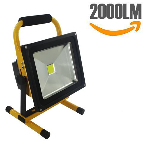 Spotlight Rechargeable Emergency Floodlight Batteries product image