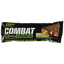 Musclepharm Combat Crunch Protein Bar-12 Count, Chocolate Peanut Butter Cup